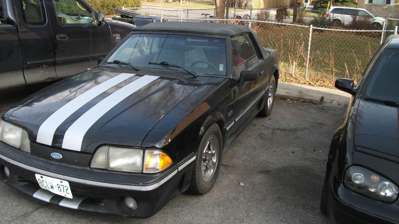 1988 ford mustang convertible for sale