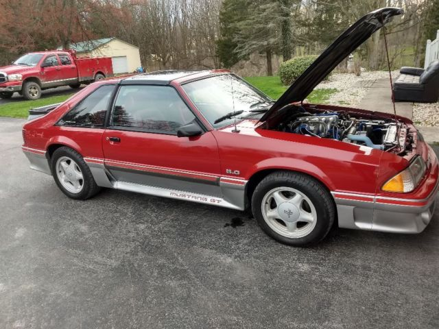 1988 ford mustang gt t top for sale photos technical specifications description. Black Bedroom Furniture Sets. Home Design Ideas