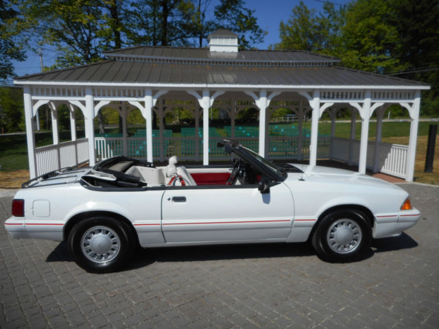 1988 Ford Mustang NO RESERVE AUCTION - LAST HIGHEST BIDDER WINS CAR!