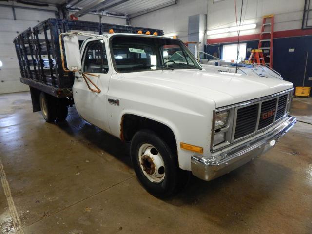 1988 gmc 1 ton dually