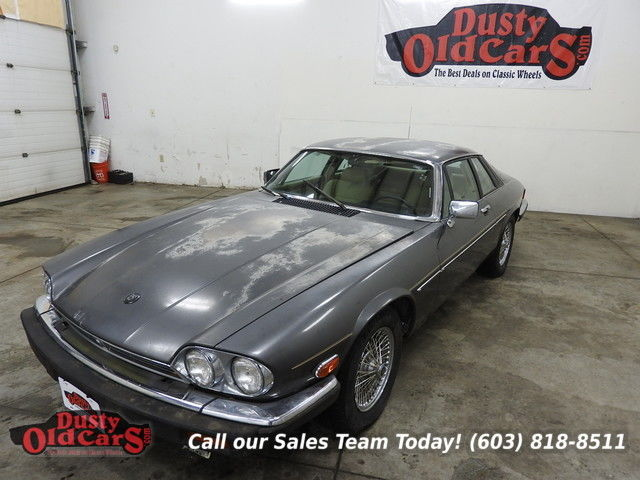 1988 Jaguar XJ Body Int Good V12 Needs TLC