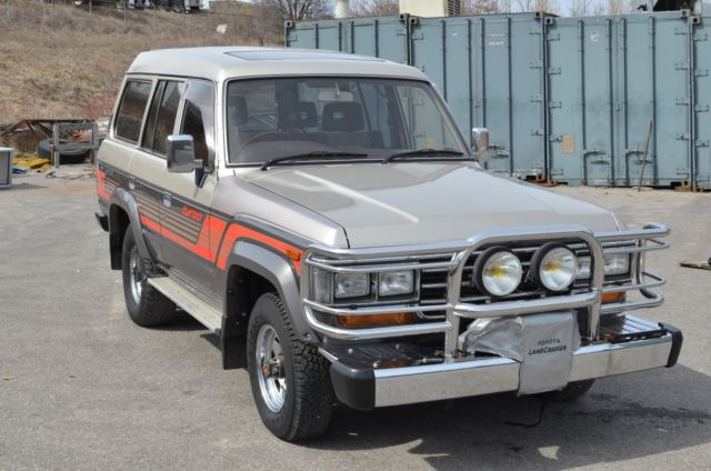 1980 Toyota Land Cruiser VX