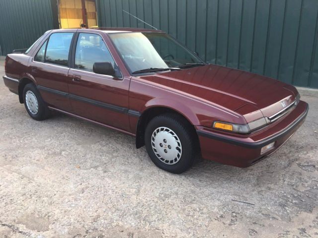 1988 Honda Accord Low Miles! hard to find like this! for ...