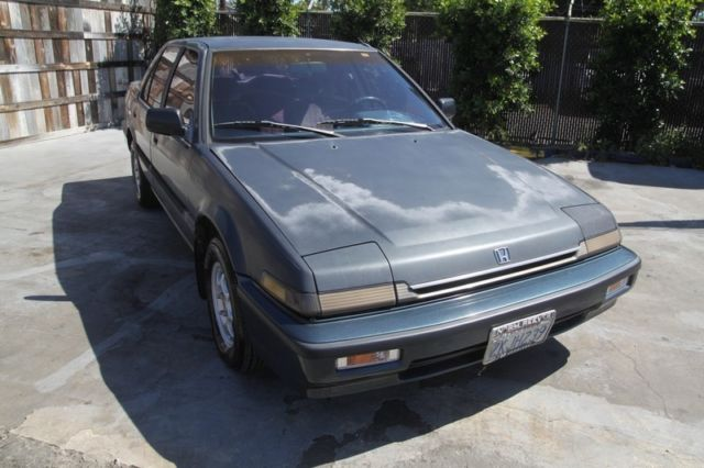 1988 Honda Accord