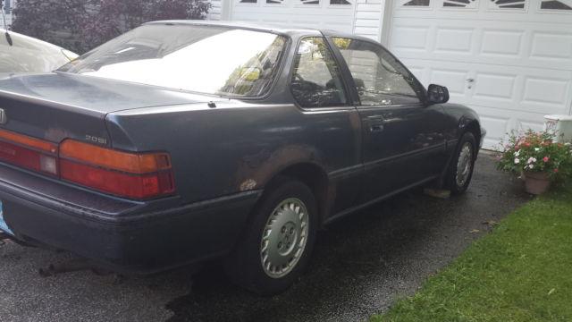 1988 honda prelude si 4ws 4 wheel steering for sale photos. Black Bedroom Furniture Sets. Home Design Ideas