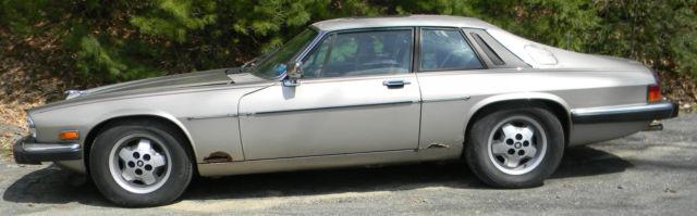1988 Jaguar XJS Coupe   Great Parts Car