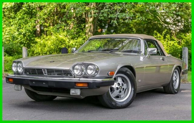 1988 Jaguar Other XJS