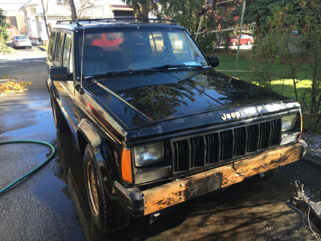1988 Jeep Cherokee Limited Sport Utility 4-Door
