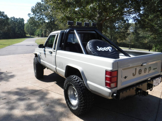 1988 jeep comanche modified truck not wrangler for sale photos technical specifications. Black Bedroom Furniture Sets. Home Design Ideas