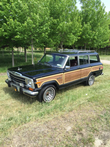 1988 Jeep Wagoneer New Engine 1200 miles