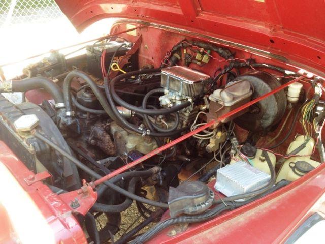 Jeep Yj Wrangler X L I Manual Lift Wd Pro Comp Alloys