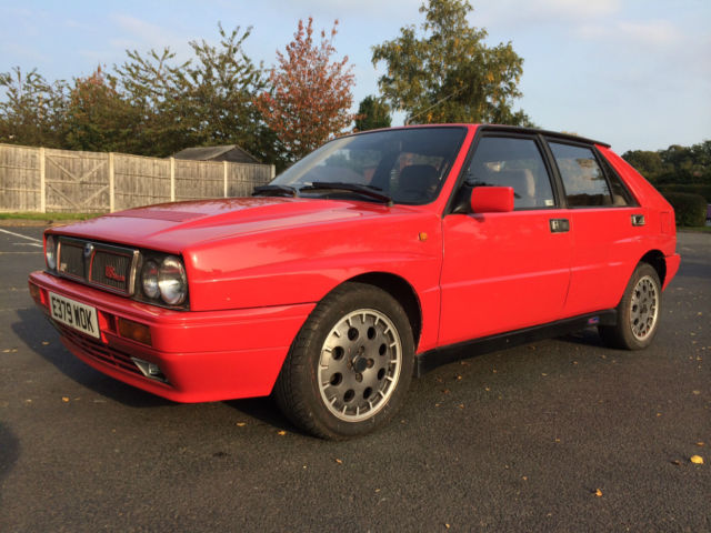 1980 Lancia Other ITALIAN IMPORT HF DELTA INTEGRALE ALL ORIGINAL!