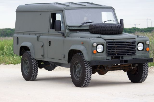 1988 Land Rover 110 For Sale Photos Technical
