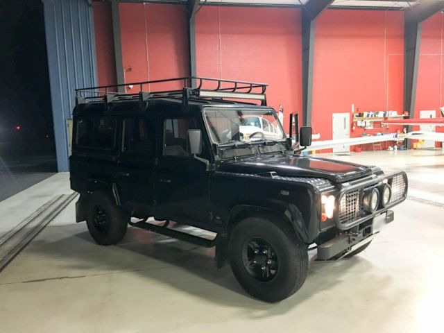 1988 Land Rover Defender D110