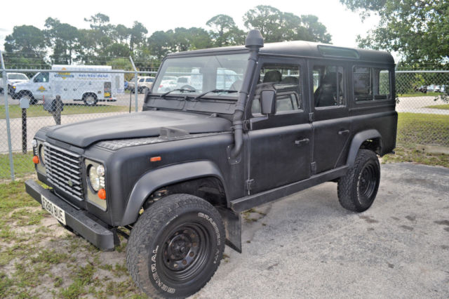 1988 Land Rover Defender 110 County