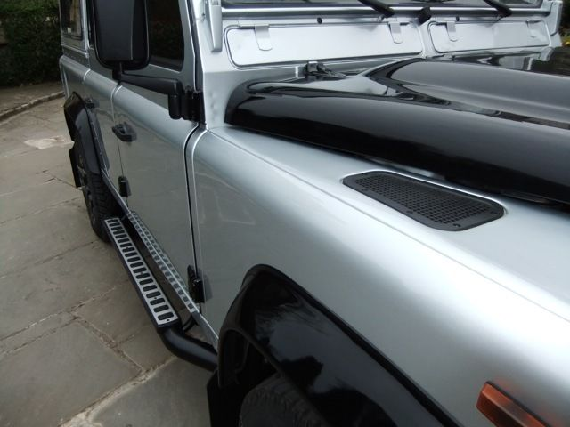 1988 Land Rover Defender 110 2 5td Lhd County Station