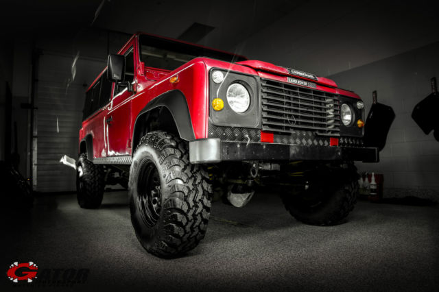 1988 Land Rover Defender 110