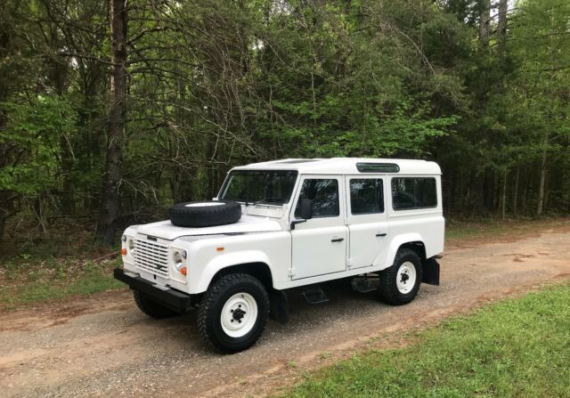 1988 Land Rover Defender 110 CSW