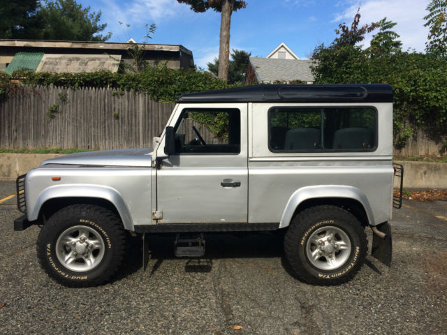1988 Land Rover Defender County Station Wagon