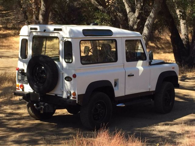 1988 Land Rover Defender Hard Top