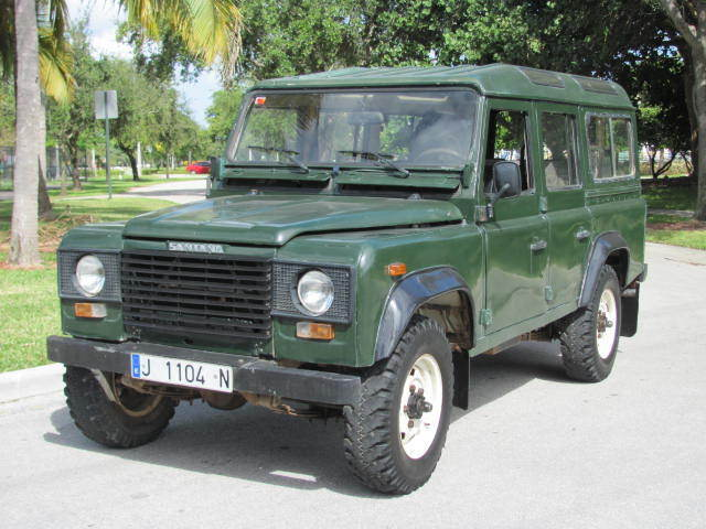 1988 Land Rover Other Santana 109