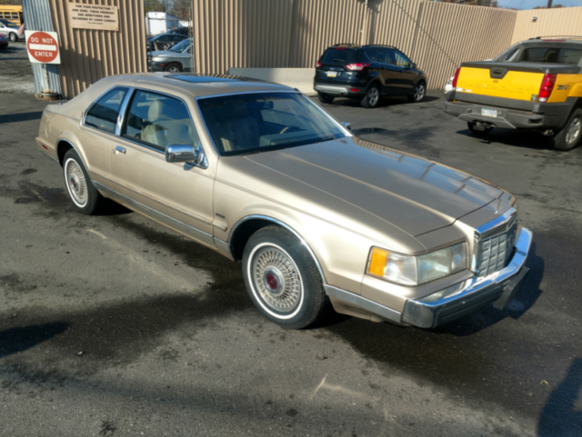 1988 Lincoln Mark Series Bill Blass