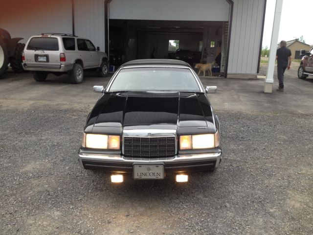 1988 Lincoln Mark Series lsc