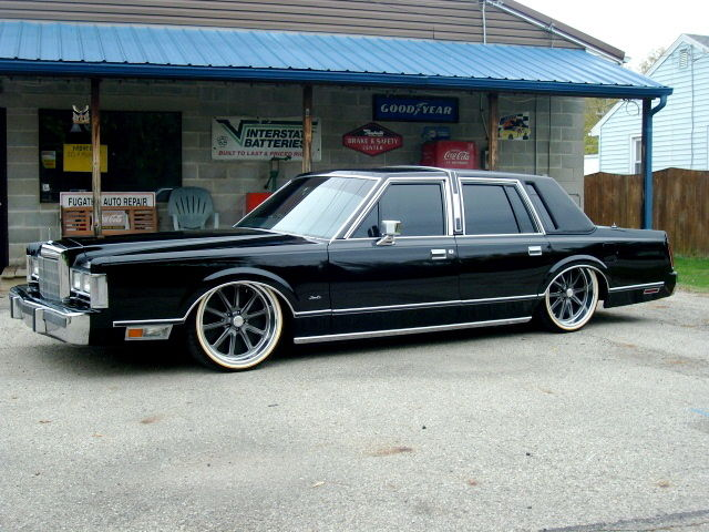 1988 Lincoln Town Car Show Winner For Sale Photos Technical