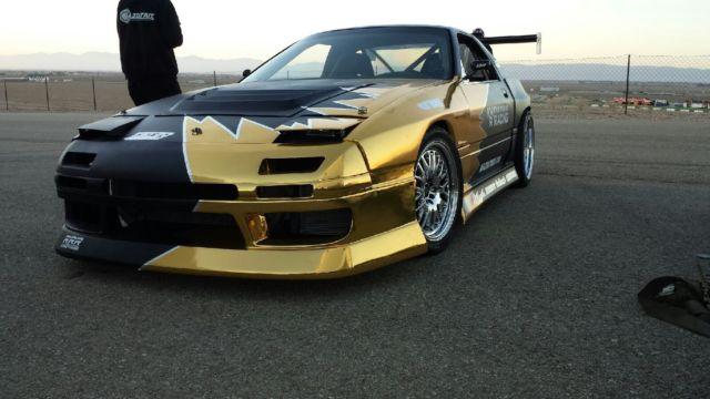 Rotary Race Car