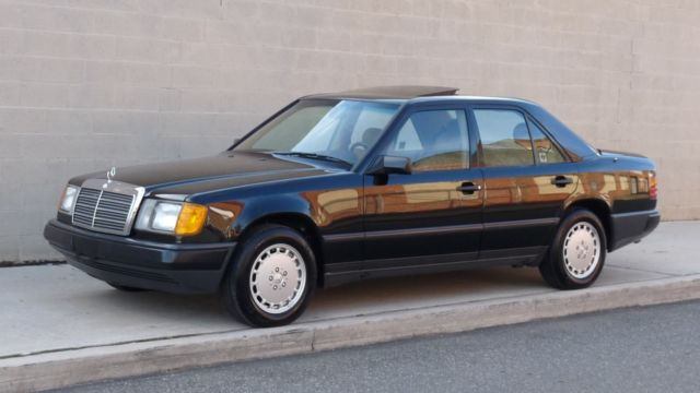 1988 Mercedes 260e  69 272 Miles   1