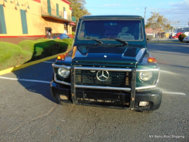 1988 Mercedes-Benz G-Class 4 DOOR,WAGON