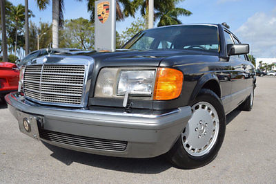1988 Mercedes-Benz 400-Series SEL