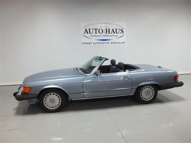 1988 Mercedes-Benz Other 560SL