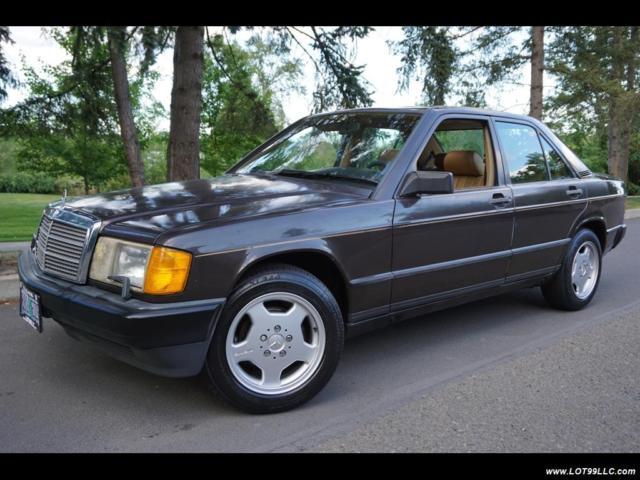 1988 mercedes benz 190e 2 6 5 speed manual amg wheels 5 for 1988 mercedes benz 190e