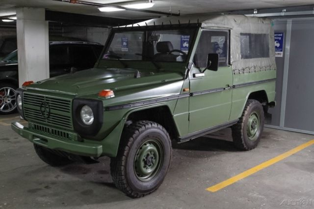 1988 mercedes benz 240gd 4x4 g wagon diesel military gelandewagen w460 w461 g500 for sale. Black Bedroom Furniture Sets. Home Design Ideas