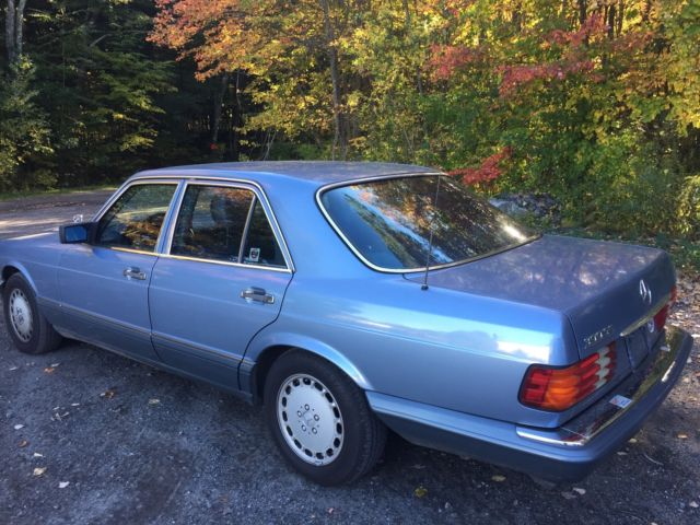 1988 mercedes benz 300se w126 for sale photos technical for 1988 mercedes benz 300se