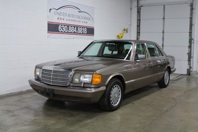 1988 Mercedes-Benz 300-Series 300SEL