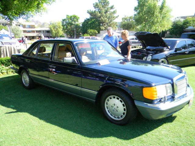 1988 Mercedes-Benz 400-Series 420 SEL