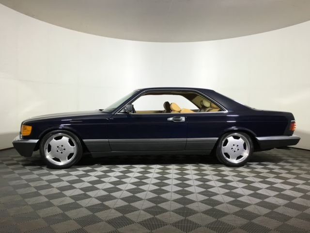 Used Cars For Sale In Virginia >> 1988 Mercedes-Benz 560SEC Base Coupe 2-Door 5.6L for sale ...