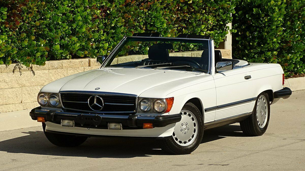 1988 Mercedes-Benz SL-Class ONE OWNER