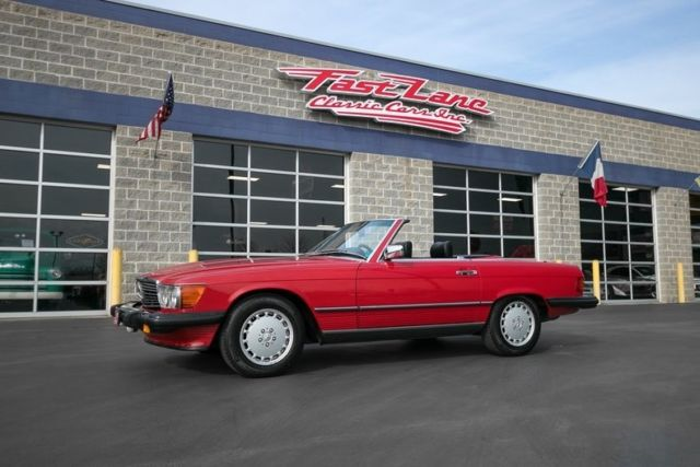 1988 Mercedes-Benz SL-Class 27k Orig Miles Ask About Free Shipping