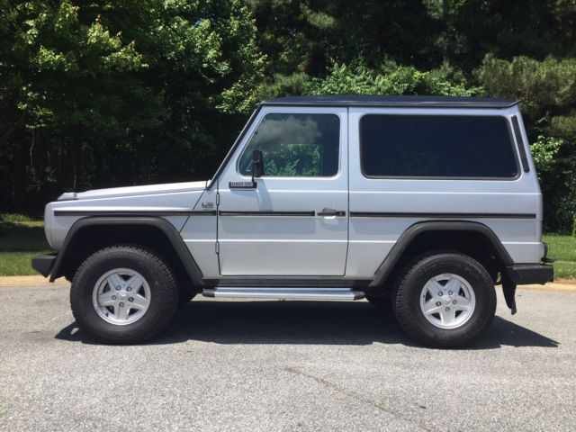 Mercedes Of Wilmington >> 1988 Mercedes Benz G 280GE W460 GWagen for sale: photos, technical specifications, description