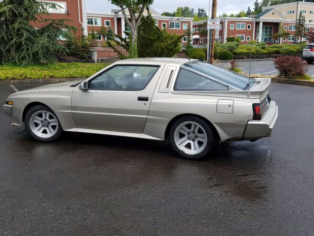 1988 Mitsubishi Starion - Chrysler Conquest TSI for sale: photos, technical specifications ...