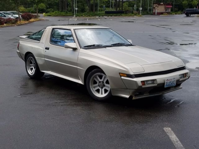 1988 Chrysler Conquest Tsi For Sale Or Trade: Chrysler Conquest TSI For Sale