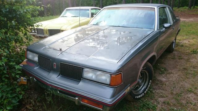 1988 Oldsmobile Cutlass Supreme Gt