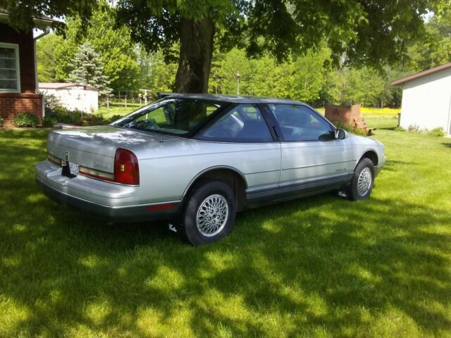 1988 Oldsmobile Cutlass SL