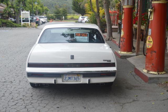 1988 Oldsmobile Toronado Trofeo Coupe 2 Door 3 8l For Sale