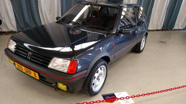 1988 peugeot 205 gti rhd, very clean, in usa for sale: photos