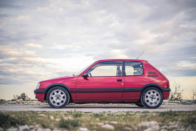 1988 Peugeot 205GTI 1.9 Phase 1.5