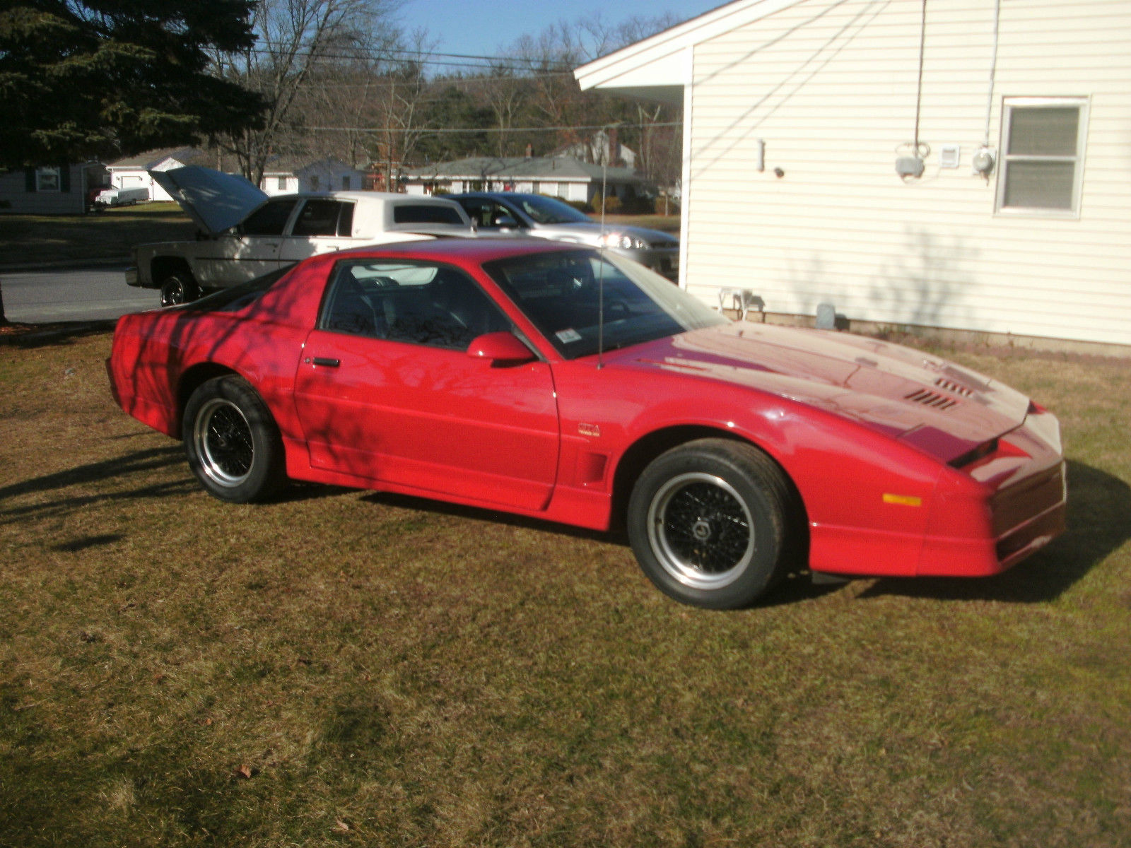 1988 Pontiac Firebird Trans Am